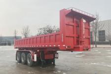 淮俊9米31.5吨3轴自卸半挂车(JHJ9401ZHX)