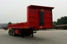 粱锋9.6米31.5吨3轴自卸半挂车(LYL9405Z)