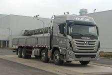 现代国五前四后八货车379马力17255吨(CHM1310KPQ80V)