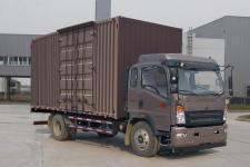 豪沃国五单桥厢式货车156-243马力5-10吨(ZZ5147XXYG421CE1)