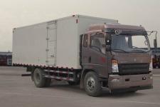 豪沃国五单桥厢式货车156-279马力5-10吨(ZZ5167XXYG451CE1)