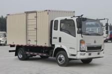 豪沃国五单桥厢式货车129-231马力5吨以下(ZZ5047XXYG3314E145)