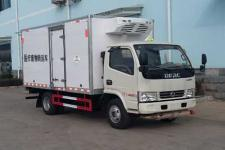 东风多利卡4.2米厢式医疗废物运输车厂家直销价格最低