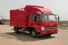 一汽解放轻卡国五单桥仓栅式运输车124-212马力5吨以下(CA5049CCYP40K2L1E5A84)