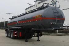 特运10.9米30.3吨3轴腐蚀性物品罐式运输半挂车(DTA9405GFWA)