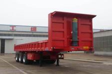 腾运9米31.5吨3轴自卸半挂车(LLT9400ZH)