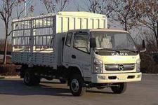 凯马牌KMC2046CCYA33DP5型越野仓栅式运输车图片