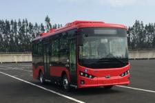 8.1米比亚迪BYD6810HZEV7纯电动城市客车