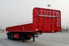 鲁际通10.5米32.9吨3轴自卸半挂车(LSJ9404Z)