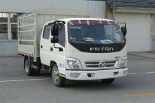 福田牌BJ2041Y7ABA-A2型越野仓栅式运输车图片