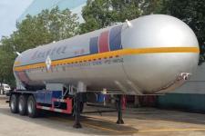 程力威12.9米26吨3轴液化气体运输半挂车(CLW9407GYQD)