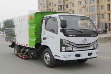 国六东风多利卡SZD5075TXC6型吸尘车报价