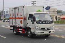 国六福田时代小型爆破器材运输车价格