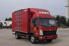 豪沃国五单桥厢式货车156-231马力5-10吨(ZZ5117XXYG3315E1)