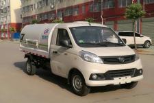 国六福田厢式垃圾车 厂家直销 价格最低