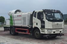 国六解放J6多功能抑尘车价格 厂家直销 厂家价格 来电送福利 15271341199