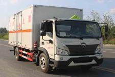 多士星国六单桥厢式货车190-258马力5-10吨(JHW5120XRYB6)