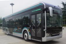 12米|18-38座宇通纯电动低地板城市客车(ZK6126BEVG5L)