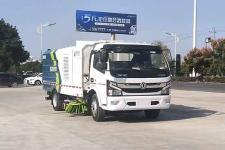 東風國六大多利卡洗掃車價格