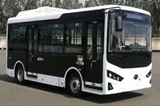 6米比亚迪BYD6600B3EV1纯电动城市客车