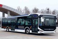 12米|21-46座中通纯电动低入口城市客车(LCK6126EVGRA2)