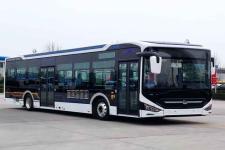12米|21-46座中通纯电动低入口城市客车(LCK6126EVGRA1)