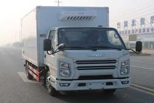 国六江铃顺达厢长4.2米冷藏车厂家直销