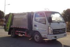 程力威牌CLW5046ZYS6CD型压缩式垃圾车