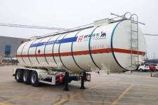 通亚达9.8米31.4吨3轴沥青运输半挂车(CTY9401GLY35)