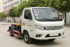 程力威牌CLW5031ZXXB6型车厢可卸式垃圾车