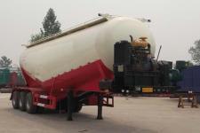 粱锋10.5米31吨3轴下灰半挂车(LYL9400GXH)