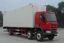 东风柳汽国五前四后四厢式运输车220-366马力5-10吨(LZ5200XXYM3CB)