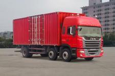 江淮格尔发国五前四后四厢式运输车223-398马力10-15吨(HFC5251XXYP2K3D54S1V)