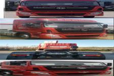 东风牌DFH4250A4型半挂牵引车图片