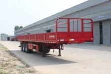 恒通梁山12.5米31.5吨3轴自卸半挂车(CBZ9400ZZX)