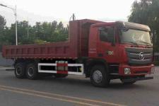 欧曼后双桥,后八轮自卸车国五310马力(BJ3259DLPKH-AA)