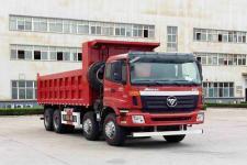 欧曼前四后八自卸车国五299马力(BJ3313DMPKC-AB)