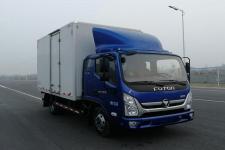 福田奥铃国五单桥厢式运输车143-212马力5吨以下(BJ5088XXY-F2)