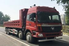 欧曼前四后八自卸车国五310马力(BJ3313DMPKC-AC)