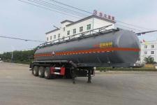 特运10.6米32吨3轴腐蚀性物品罐式运输半挂车(DTA9407GFWC)
