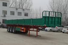 梁山宇翔12米32.6吨3轴自卸半挂车(YXM9402ZL)
