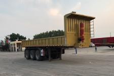 宇畅8.5米31.7吨3轴自卸半挂车(YCH9401ZHX)