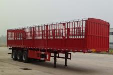 梁昇12米33吨3轴仓栅式运输半挂车(SHS9400CCY)