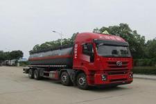 腐蚀性物品罐式运输车厂家直销价格最便宜