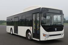 远程牌DNC6100BEVG3型纯电动低入口城市客车图片