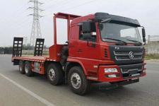 程力威牌CLW5310TPBS5型平板运输车