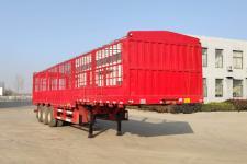 郓宇12米33.4吨3轴仓栅式运输半挂车(YJY9400CCYE)