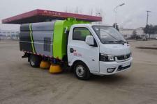 國六東風小康掃路車價格