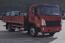 豪沃国六单桥货车184马力9900吨(ZZ1167H4215F1)