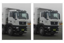 汕德卡牌ZZ3316N326GF1型自卸汽车图片